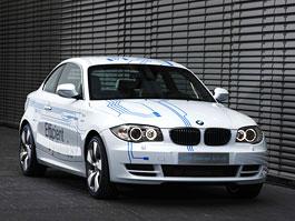 Detroit 2010: BMW ActiveE a jeho nulové emise: titulní fotka