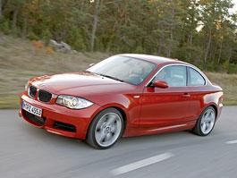BMW 1: nový třílitr i pro Coupé a Cabrio: titulní fotka