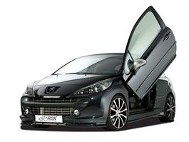 Peugeot 207: RDX Racedesign nabízí sadu spoilerů: titulní fotka