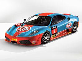 Ferrari 430 Scuderia GT3 v barvách STP: návrat starých dobrých časů: titulní fotka