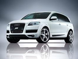 Audi Q7 3.0 TDI Clean Diesel: ABT nabízí nový vzhled i výkon: titulní fotka
