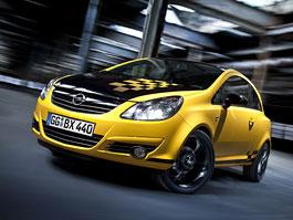 Opel Corsa Color Race: vzpomínka na Rallye Kadett B Sprint: titulní fotka