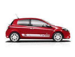 Renault Clio S: extra model pro Velkou Británii: titulní fotka