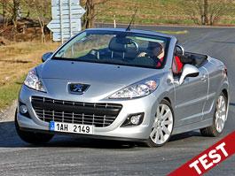 Test: Peugeot 207CC: Upalující kabelka: titulní fotka