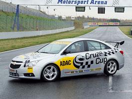 Chevrolet: Cruze má svůj nový seriál závodů: titulní fotka