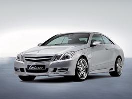 Mercedes-Benz E Coupe: nové doplňky se značkou Lorinser: titulní fotka