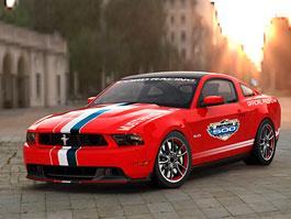 Ford Mustang GT: oficiální Pace Car pro závod Daytona 500: titulní fotka