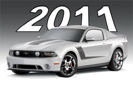 Roush se chystá na Mustang modelového roku 2011: titulní fotka