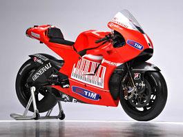 Ducati news 2010: 1198 R Corse Special Edition a Desmosedici GP10: titulní fotka