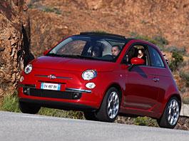 Evropským automobilem gayů je... Fiat 500C: titulní fotka