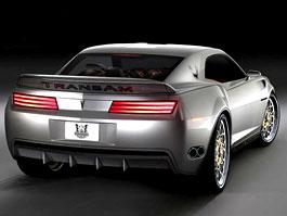 Pontiac Trans Am 2010 od Gearhead Performance Group: titulní fotka
