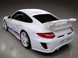 9ff GTurbo: 1000 koní v Porsche 911 GT3: titulní fotka