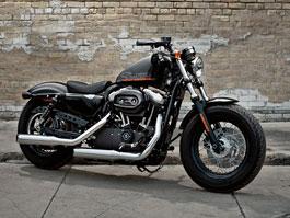 Harley-Davidson Forty-Eight: nové H-D na scéně: titulní fotka