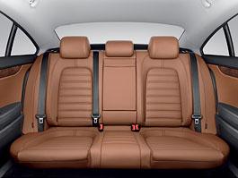 Volkswagen Passat CC nově jako pětimístný: titulní fotka