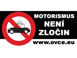 Motoristé chystají v Praze protest proti šikaně: titulní fotka