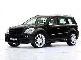 Brabus GL 63 Biturbo: 650 koní pro velké luxusní SUV: titulní fotka