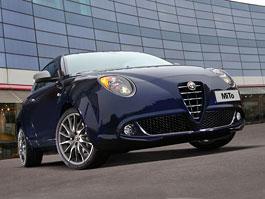 Alfa Romeo MiTo pro prodejní a servisní síť Maserati: titulní fotka
