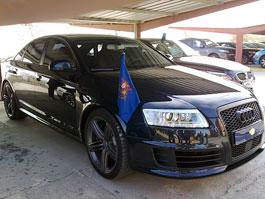 Audi RS6: auto pro krále (španělského): titulní fotka