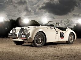 Jaguar letos slaví 75 let: titulní fotka