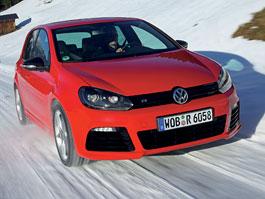 Volkswagen Golf R - nová fotogalerie: titulní fotka
