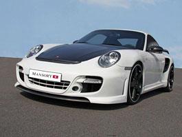 Porsche 911 Turbo: kosmetické změny od Mansory: titulní fotka