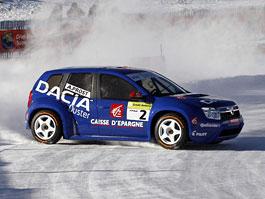 Dacia Duster: druhé místo v Trophée Andros 2009/2010: titulní fotka