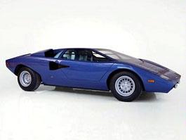 Lamborghini Countach LP400 z roku 1976 je na prodej: titulní fotka