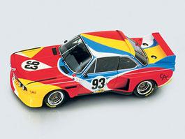 BMW Art Car a Jeff Koons: další auto á la Warhol: titulní fotka