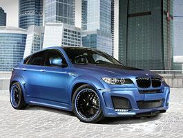 Lumma CLR X 650 M: 650 koní v BMW X6 M: titulní fotka