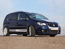 Volkswagen Touran 2.0 TDI: 223 koní od MR Car Design: titulní fotka