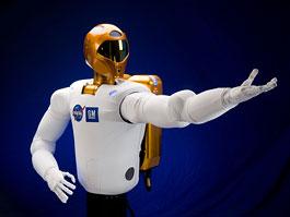 Robonaut 2: NASA a GM spojily síly: titulní fotka