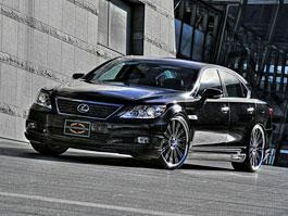 Lexus LS460: nové úpravy od Wald International: titulní fotka