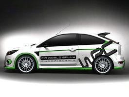 Ford Focus RS WRC: limitka jen pro Švýcarsko: titulní fotka