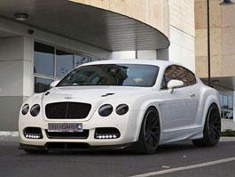 Onyx Bentley Continental Platinum GTO: irská whiskey: titulní fotka
