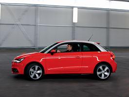 Audi A1: další soupeř pro Mini Cooper?: titulní fotka