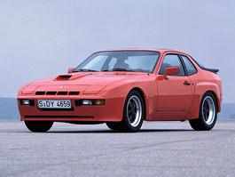 Porsche: čtyřválcový