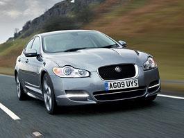 Jaguar XF Diesel S: tři nové pakety přímo z automobilky: titulní fotka
