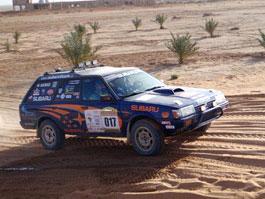 Reportáž: Rallye Budapest – Bamako 2010: titulní fotka
