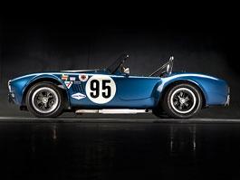 Shelby Cobra továrního týmu míří do aukce: titulní fotka