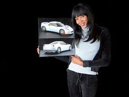 Lotus Evora Naomi for Haiti: speciální charitativní model: titulní fotka