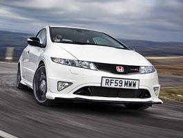 Honda Civic Type R Mugen 200: limitka pro UK: titulní fotka