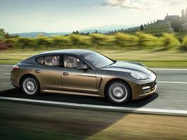 Porsche Panamera: šestiválec se představí v Pekingu: titulní fotka