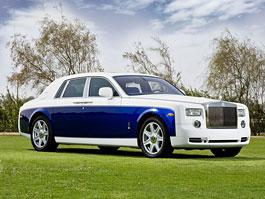 Rolls-Royce Yas Eagle: Modrobílý Rolls jen pro Abu Dhabi: titulní fotka