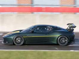 Jarno Trulli pomáhá  s vývojem Lotus Evora Cup: titulní fotka