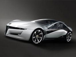 Alfa Romeo Pandion: Koncept od Bertoneho odhalen: titulní fotka