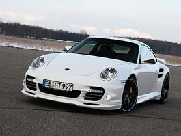Porsche 911 Turbo: optický tuning značky TechArt: titulní fotka