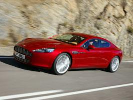 Aston Martin Rapide: konečně pořádná fotogalerie!: titulní fotka