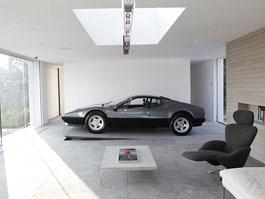 Nejkrásnější garáž světa: Brentwood, Los Angeles: titulní fotka