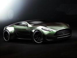 Aston Martin Veloce: studie nástupce modelu DB9: titulní fotka
