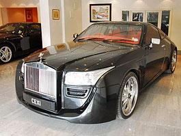 DC Design: vykastrovaný Rolls-Royce po indicku: titulní fotka